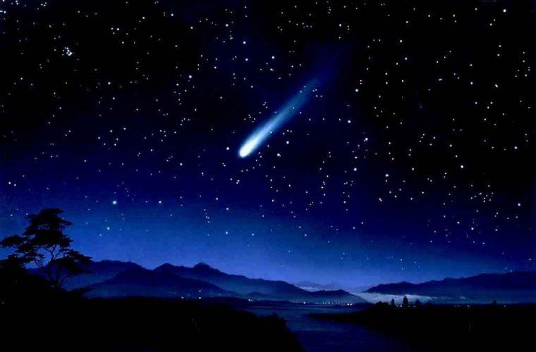Seară de Observaţii astronomice cu două planete, Luna şi Perseide