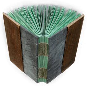 Atelier de bookbinding: cum se naste o carte