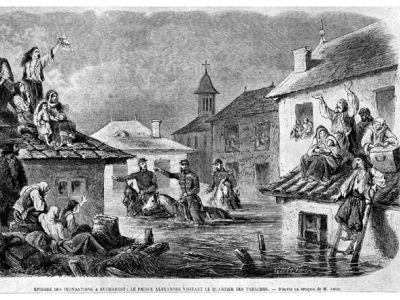 Bucurestiul intunecat: De la Stroe Fulgeratu' la «Tata Moşu»