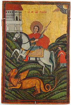 Sfantul Gheorghe – despre rodul campului, strigoi si focul viu