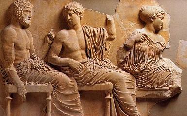 Grecii si noi