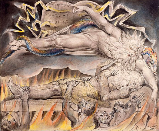 WilliamBlake-IllustrationsfromBookofJob