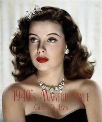 1940s makeup style-glamourdaze 1