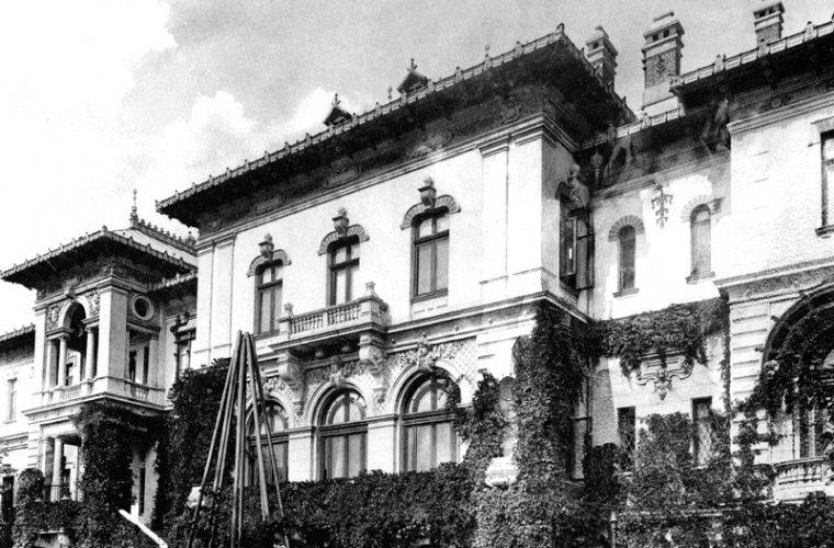 În vizită la Palatul Cotroceni – cu istoricul Georgeta Filitti