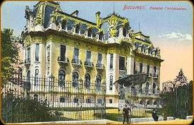 In Vizita la Palatul Cantacuzino