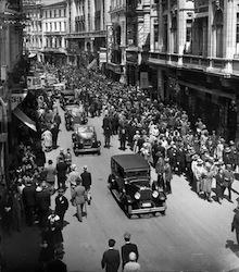 Bucuresti 1940 – primul film color despre Capitala