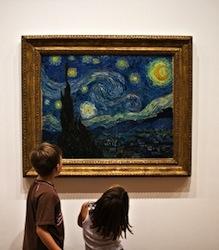 children-in-museum