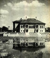 In vizita la Palatul Mogosoaia