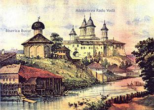 Descopera Biserica Bucur si Manastirea Radu Voda