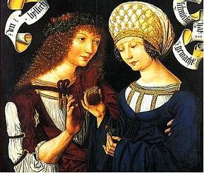 Dragoste şi frumuseţe în Evul mediu
