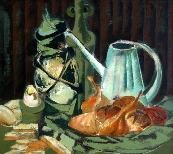 Atelier practic de pictură: Natura statică