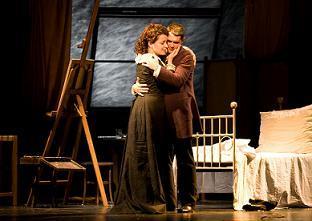 """Eveniment cu Tiberiu Soare despre """"Boema"""" de G.Puccini"""