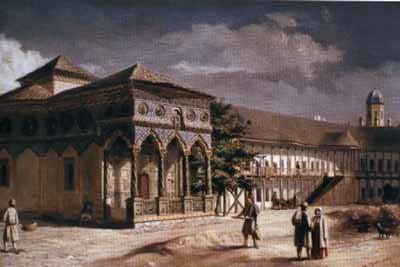 In vizita la Manastirea Stavropoleos, cu istoricul G. Filitti
