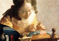 istoria artei vermeer