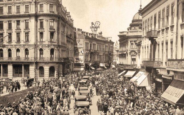 Calea Victoriei – Amintiri, amintiri, amintiri (de Manole Filitti)