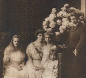 Copiii şi copilăria în familia regală a României