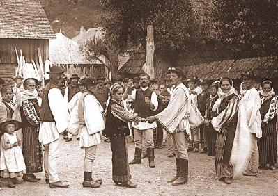 O istorie la firul ierbii a României: Nea Piţigoi şi untura de zmeu sau despre societatea ţărănească