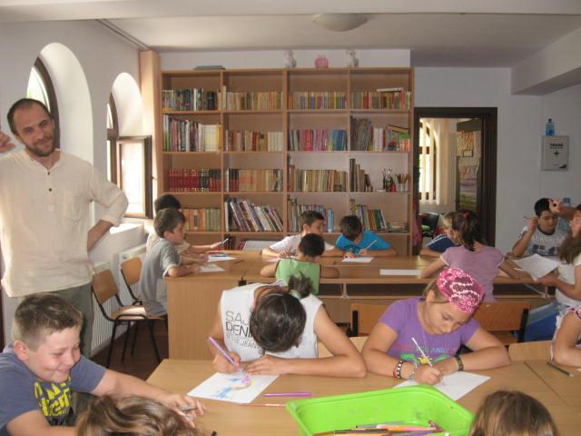 Program de voluntariat la Centrul de zi Sfanta Sofia si Fundatia Sfantul Dimitrie