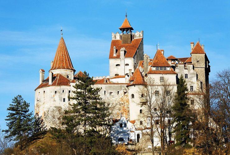 Palatele şi Castelele ştiute şi neştiute ale României (12-14 august)