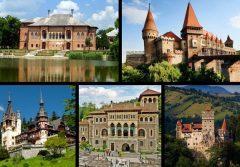 palatele romaniei