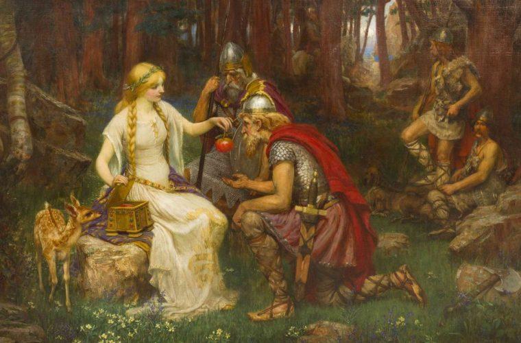 Povesti scandinave, mituri si legendele Vikingilor