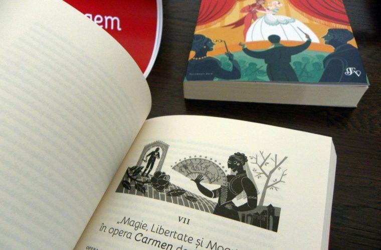 """Cartea """"Pentru ce mergem la Opera?"""" ajunge la tine in oras!"""