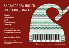 sarbatoarea muzicii concert musica viva