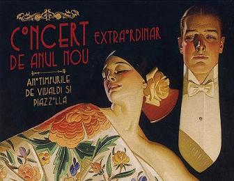 """Concert Extraordinar de Anul Nou  """"Anotimpurile"""" de VIVALDI & PIAZZOLLA cu Tiberiu SOARE şi Alexandru TOMESCU"""
