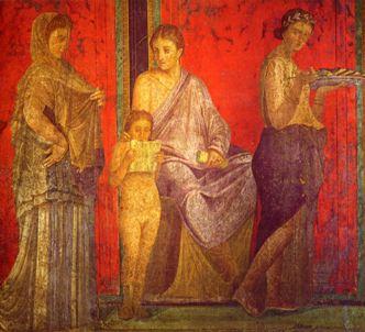 Pompei – Calatorie culturala in trecut