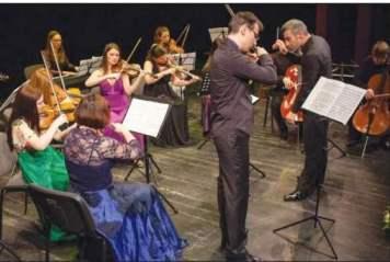"""Actualitatea Muzicala: Concertul Extraordinar de Anul Nou """"Anotimpurile"""""""