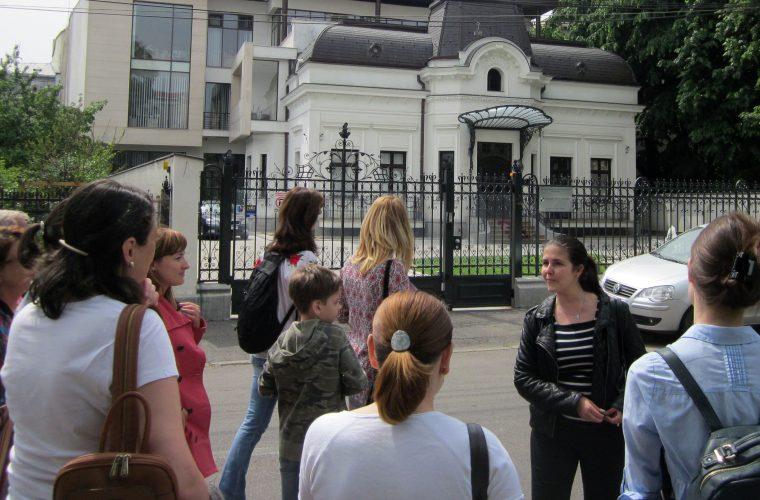 Ce poti face cu o dimineata de sambata? Plimbari culturale prin Bucuresti