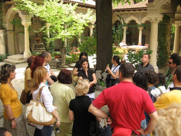 Descopera farmecul Bucurestiului – cu istoricul Anita Sterea