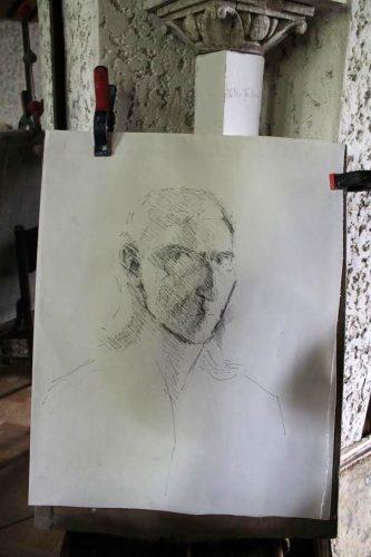 atelier de pictura - arta portretului