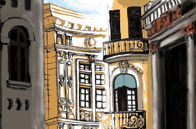 Case boiereşti din Bucureşti – o plimbare prin inima oraşului
