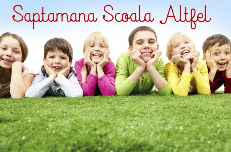 Fundatia Calea Victoriei in Saptamana Scoala Altfel