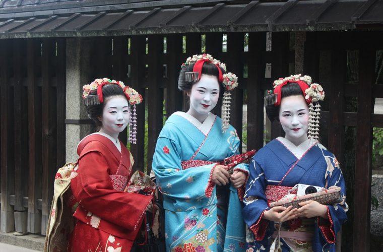 GHEIŞA – feminitate, artă şi plăcere japoneză
