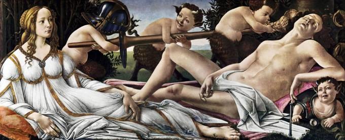 2. Venus & Marte