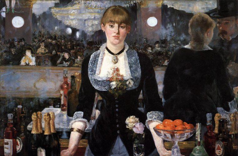 Édouard Manet şi Vechii Maeştri