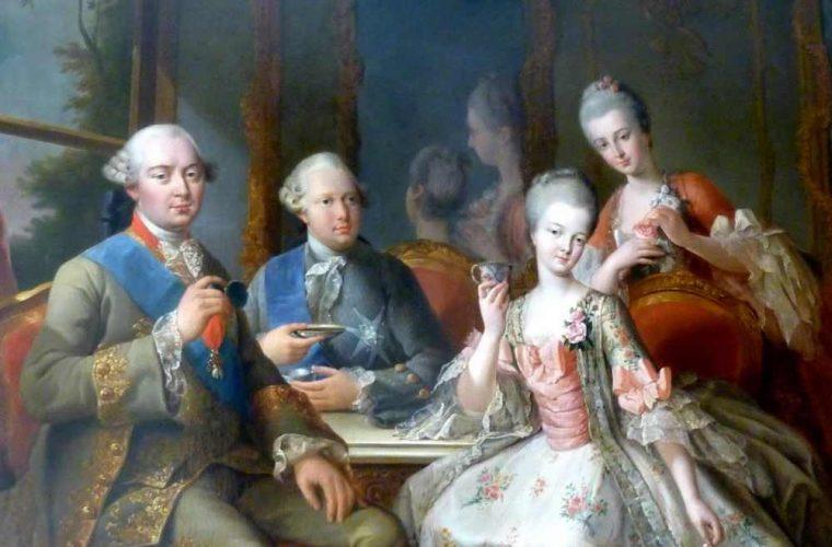 Ciocolată, cafea şi ceai. Delicatese şi tabieturi în cultura europeană