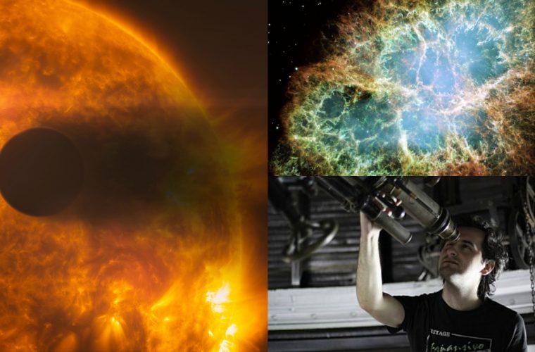 Curs de Astronomie – Constelaţii, nebuloase, galaxii