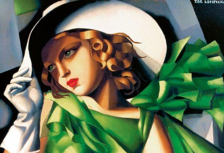 Pictoriţe celebre şi povestea lor fabuloasă