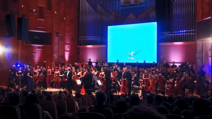Concertul Extraordinar de Anul Nou: Articol de Luna Popescu