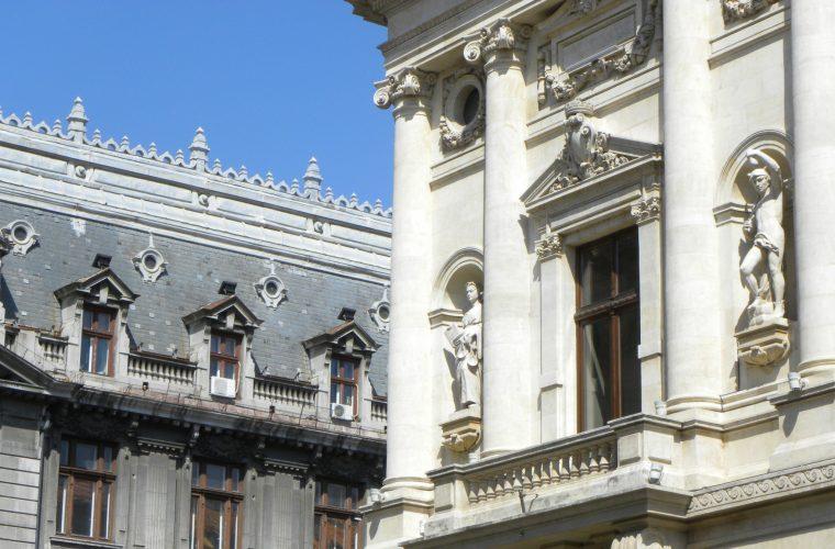 Arhitecţii Bucureştiului şi clădirile de patrimoniu ale oraşului