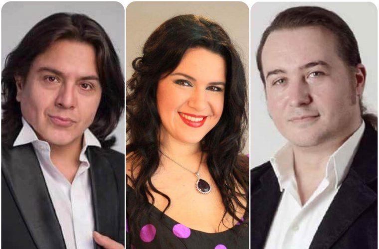 "Concert Aniversar ""I Love VERDI"", dirijor Tiberiu Soare"