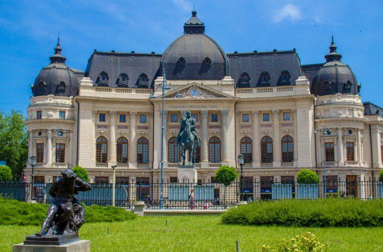 Palatele ştiute şi neştiute ale Bucureştiului