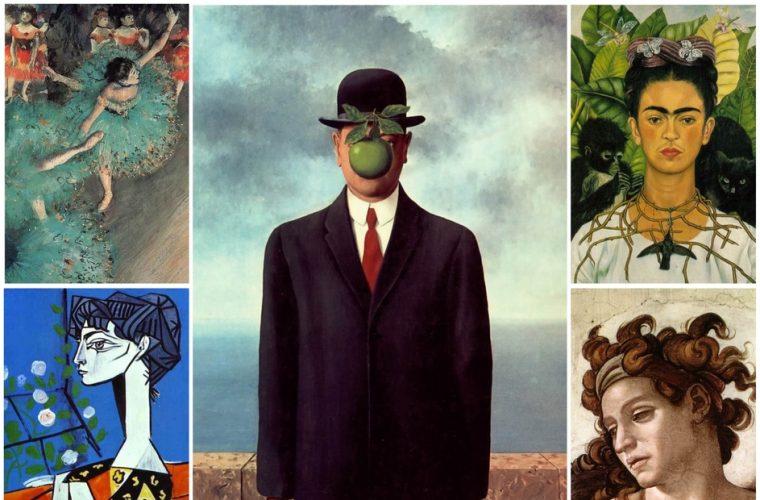 50 de capodopere ale Artei europene (19-23 iunie)