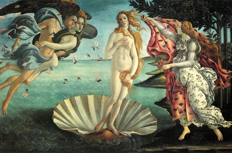 Arta Renaşterii italiene: Botticelli, Leonardo da Vinci, Michelangelo (30 august – 1 septembrie)