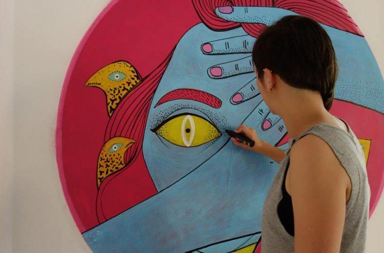 Atelier de Grafică şi Gravură (21-25 august)