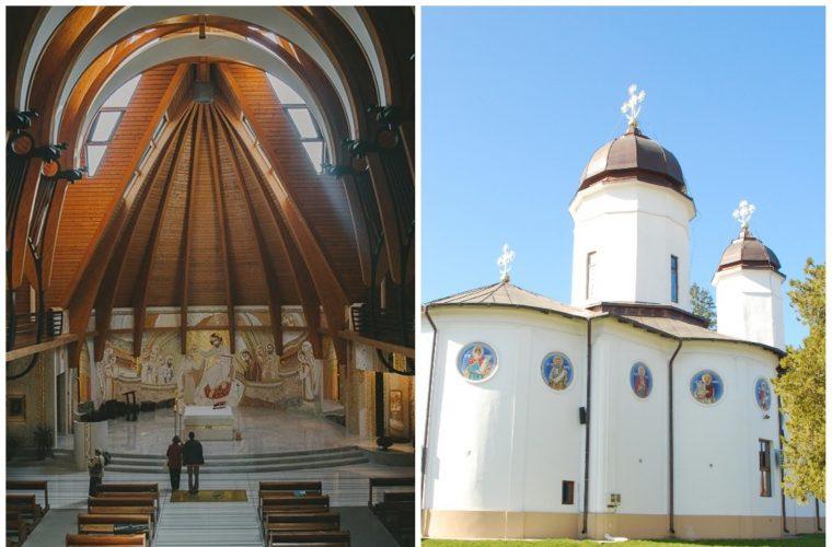 Excursie la Mănăstirea Carmelitană şi la Mănăstirea Ţigăneşti