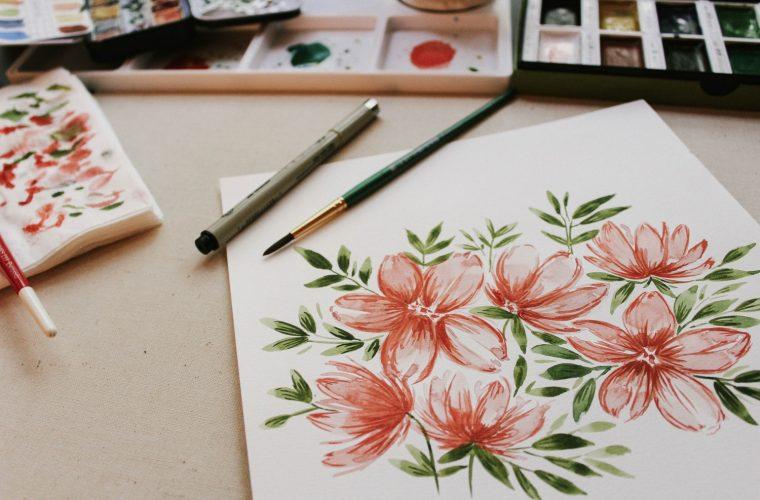 Şcoală de vară: Pictură în Acuarelă (10-14 iunie)